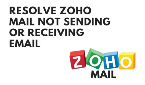 ZOHO MAIL ISSUES SOLVE